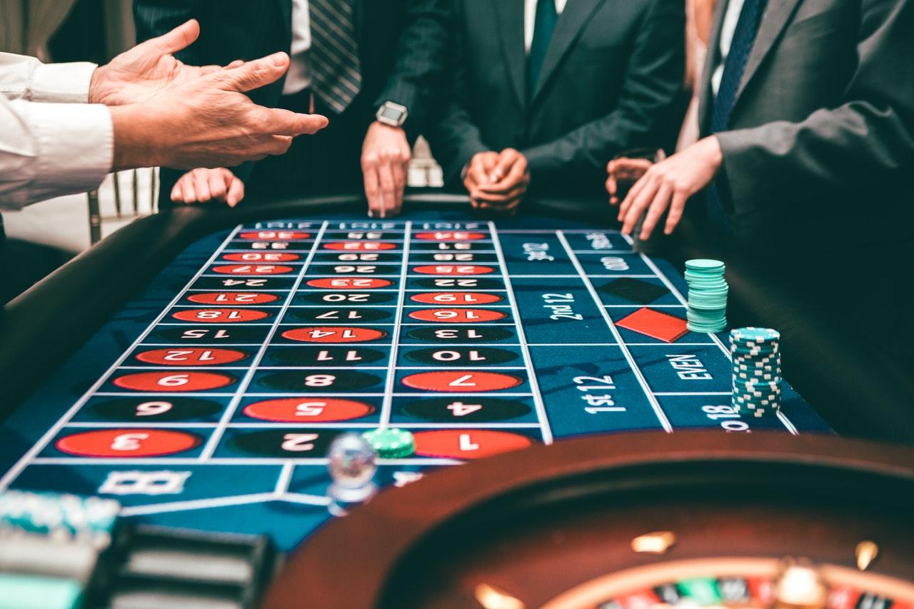 Bitcoin gambling casino