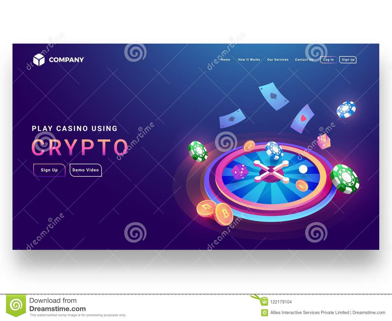 Crypto casino bonus